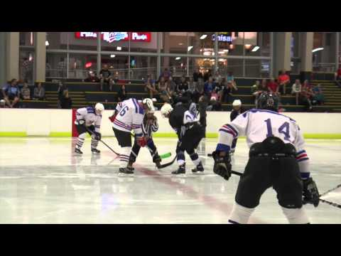 Forest Knights vs Warriors Ice hockey (2nd Div)