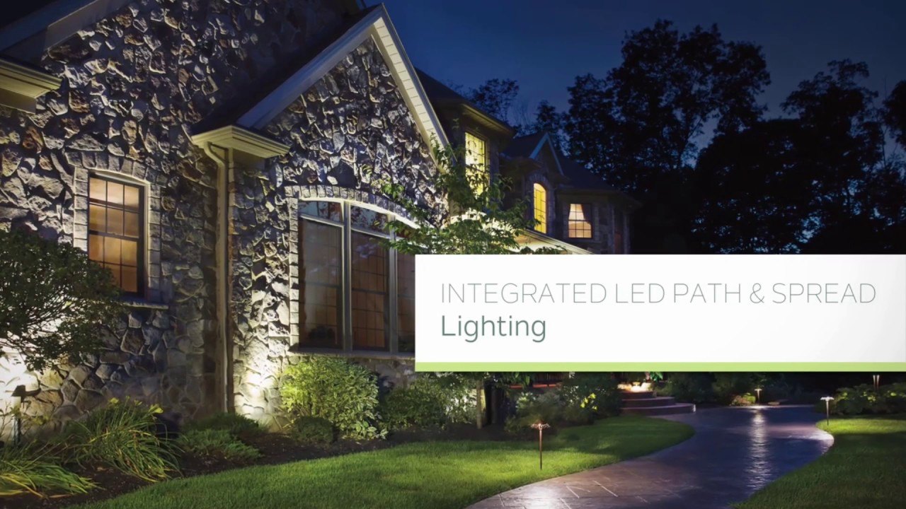 LED garden light LED garden lights LED yard lights YouTube