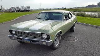1970 Chevrolet Nova for sale @ www.rookieclassics.nl