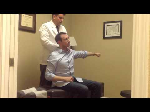 Local San Jose Chiropractor Reduces Shoulder Tightness By 50% In First Visit To Office