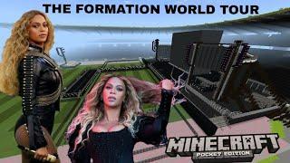 Beyoncé - The Formation World Tour (Minecraft) DOWNLOAD!!!