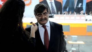 Genel Başkan adayı Dr. Ahmet Kaşif ile Kurultay hakkında konuştuk