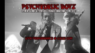 PSYCHEDELIC BOYZ -  LIVE PERFORMANCE @ CALLE CON (FULL)