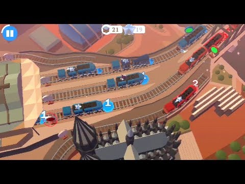Train Conductor World by Nick Trick & Game (EPIC DIESEL TRAIN) - COLOGNE# FREESTYLE
