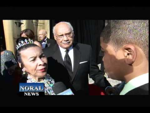 Nacoleon Hillsman III interviews Xernona Clayton