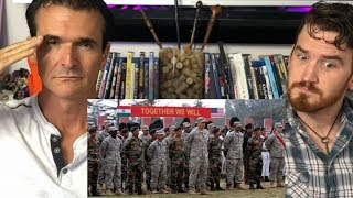 US Soldiers train with Indian special forces REACTION!!!!