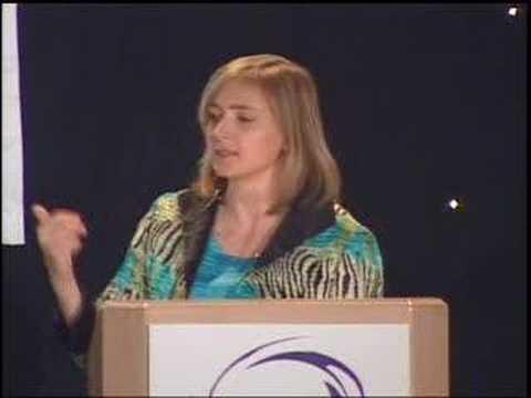 Helen Greiner Women of Vision Award Speech