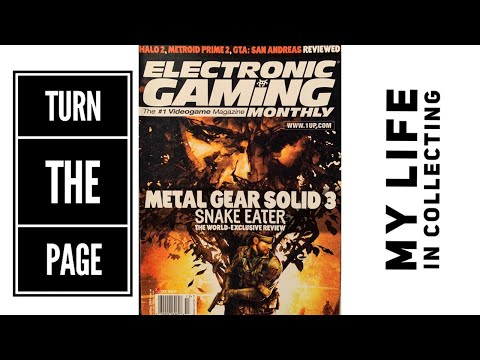 Electronic Gaming Monthly #186 - 2004 | Video Game Magazine Rewind