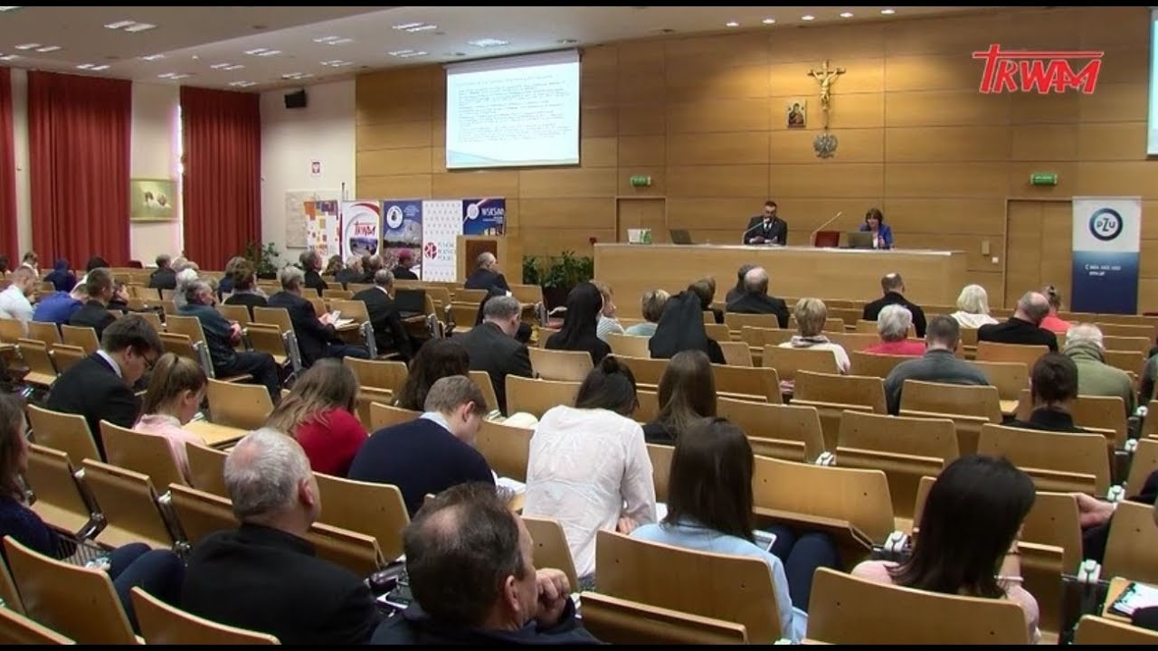 Konferencja: Wolni w Chrystusie cz.II