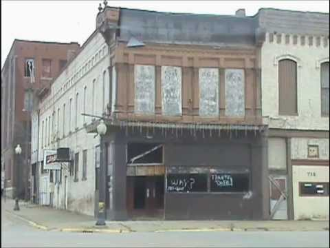 CAIRO, ILLINOIS (a lost American town)