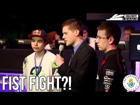 I ALMOST FOUGHT NADESHOT MAINSTAGE (FIST FIGHT)