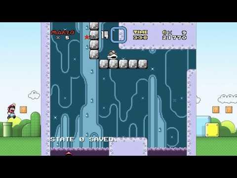 Let's Play Kaizo Mario World 3 (Blind!) [1] - Ich bin verrückt!