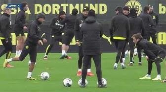 BVB-Training vom 05. März 2020