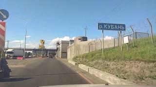 Дорога Краснодар Джубга в этом сезоне. Пробки не избежать.