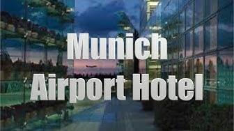 Best Airport Hotel in Munich - Hilton Munich Airport Hotel Review
