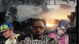 Action Pak Mix by Dj Stainless
