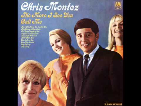 CHRIS MONTEZ  WATCH WHAT HAPPENS