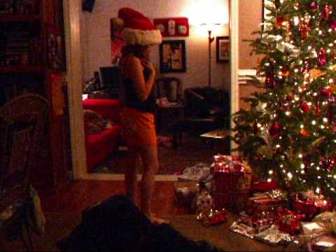 Christmas Kitty Surprise