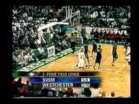LeBron James 52pts at high school - St-Vincent St.Mary vs. Westchester (2003)