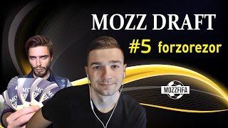 FIFA 17. MOZZ DRAFT #5: Играем драфт с forzorezor