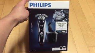 필립스 면도기 9000 시리즈 Philips Shave…