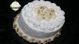 Gâteau Raffaello --- كيكة رافاييلو الراقية