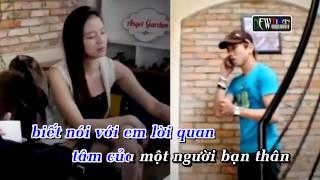 [Karaoke] Chỉ cần em hạnh phúc - Hồ Quang Hiếu Full HD
