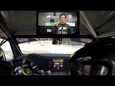 Phil Spencer Experiences Rally VW Beetle
