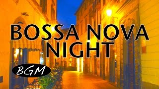 Bossa Nova & Jazz Music for relaxation, Work, Study - Relaxing Cafe Music - Background Music