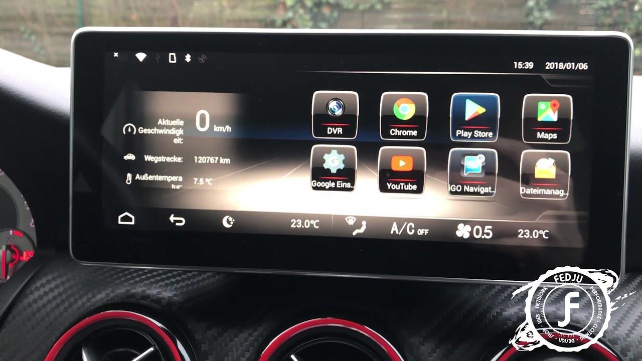10 25 Quot Display F 220 R Mercedes Benz Cla Gla Und F 252 R Die A