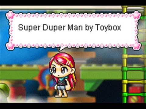 Super Duper Man By Toybox MMV