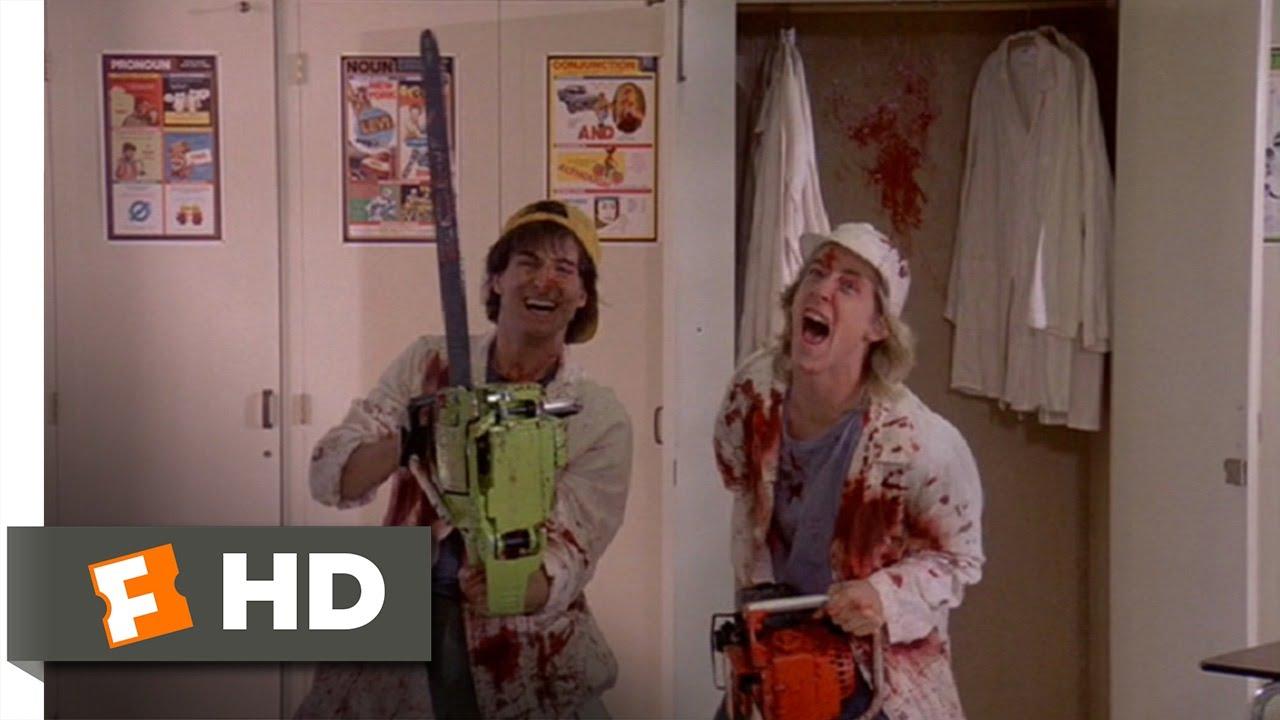 Summer School (9/10) Movie CLIP - We're Psychopaths! (1987) HD