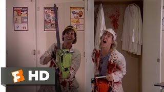 Summer School (9/10) Movie CLIP - We're Psychopaths! (1987) HD