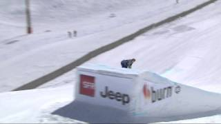 Winter X Games Europe 2011 - Silje Norendal Wins Snowboard Women's Slopestyle Silver