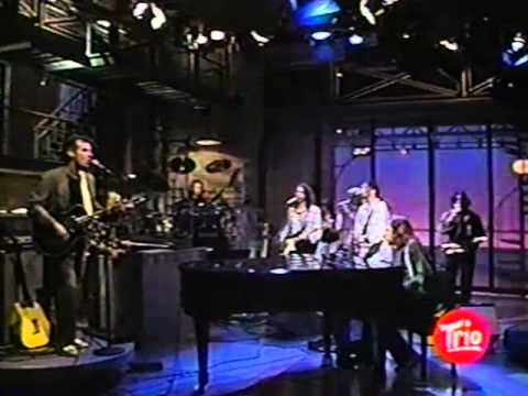 Hot House Flowers on Letterman 1