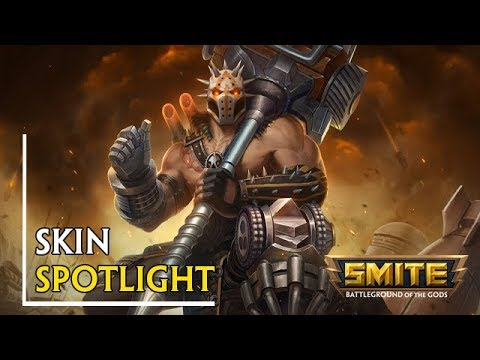 Badlands Vulcan Skin Spotlight