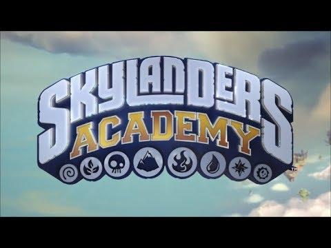 Skylanders Academy Season 2 Opening Intro