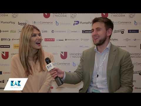 Blockchain Interview with MEP Eva Kaili @ Decentralized 2018