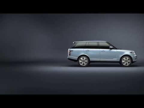 Range Rover Hybrid CGI
