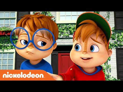 ALVINNN!!! and the Chipmunks | 'You Gotta Be Cool' Official Karaoke Video | Nick
