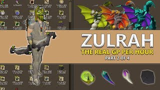 Twisted Bow - Best Methods for Zulrah (Part 2/4)