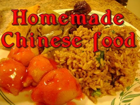 Easy beef fried rice homemade chinese food series youtube easy beef fried rice homemade chinese food series forumfinder Choice Image