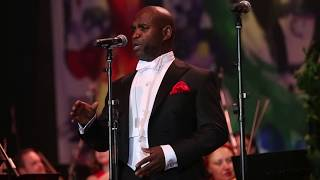 Lawrence Brownlee at the Vienna ball in Moscow 2017