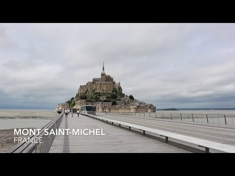 Mont Saint-Michel, France: A real life Hogsmeade!