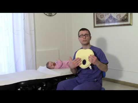 Asimmetria cranica nei neonati - Osteopatia Pediatrica - Osteopata Verona