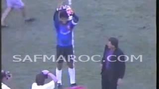 بادو الزاكي وجائزة أفضل لاعب في ريال مايوركا موسم 1987-1988