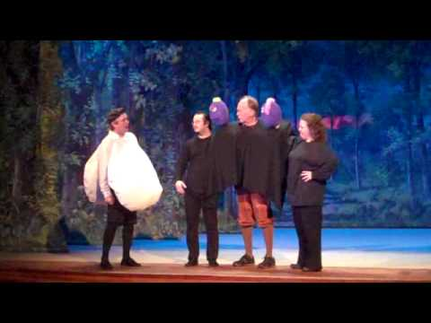 Humpty Dumpty: The Musical - The Monster Song and ...