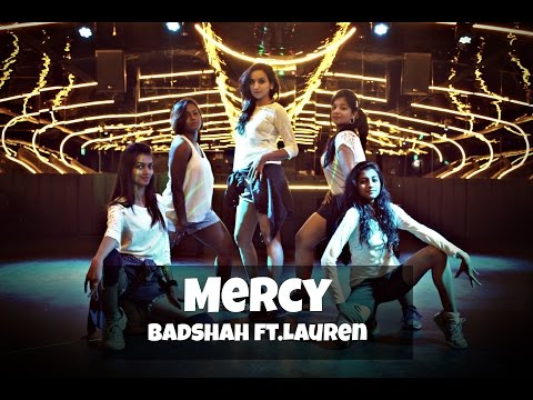 Mercy | Badshah | Tejas Dhoke Choreography | Dance Fit Live