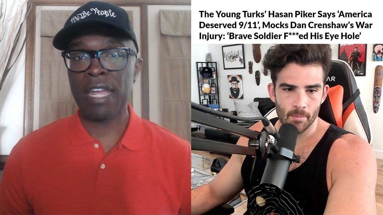 ABL Hasan Piker Makes TERRIBLE Comments About 9/11 & Dan Crenshaw