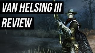 Incredible Adventures Of Van Helsing III First Impression Review / Gothic ARPG Dark Noir Style